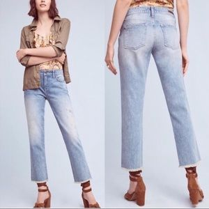 Anthropologie Pilcro NWT Hyphen Jeans Size27